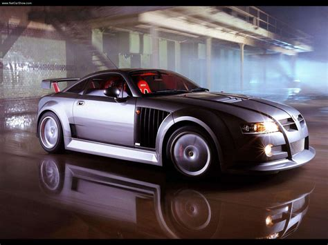 MG XPower SV Concept (2002) - picture 1 of 16