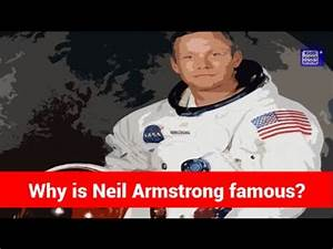 Who Is Neil Armstrong & why is Neil Armstrong Famous ...