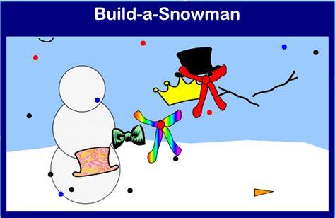 Caillou Colors Shapes Snowman Gift Box