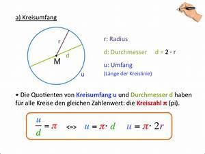 Mengen Berechnen : kreise umfang fl cheninhalt kreisteile powerpoint ~ Themetempest.com Abrechnung