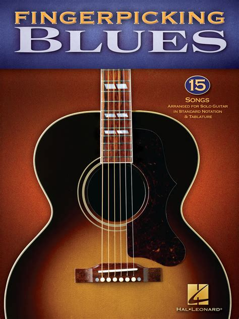 fingerpicking blues sheet  read