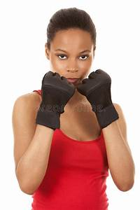 Female Fighter Stock Images - Image: 34503864