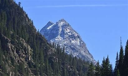 Colorado Mountains Mountain Peak Famous San Juan