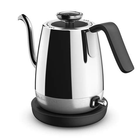Kitchenaid Kettle by Kitchenaid Precision Gooseneck Electric Kettle Stainless