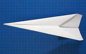 Fold  U0026 39 N Fly  U00bb Basic Dart Paper Airplane