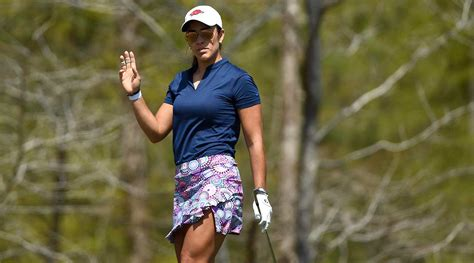 maria fassi overcomes bag snafu  augusta national women