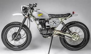 Honda Xl100 Scrambler By Revolt Cycles  U2013 Bikebound