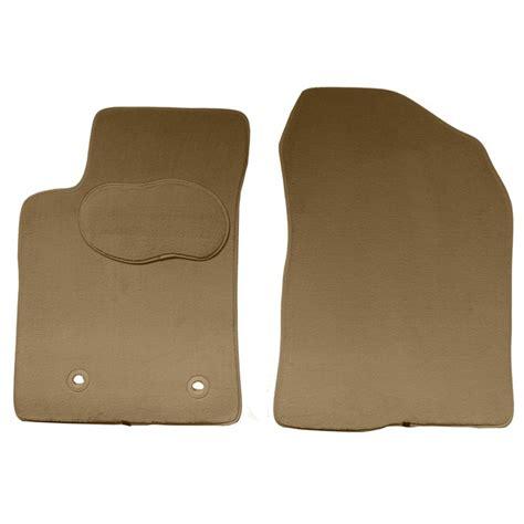 tapis de sol norauto 2 tapis voiture sur mesure beiges en moquette norauto premium norauto fr