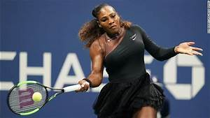 Serena Williams in Ksh.50K tutu skirt for tournament after ...