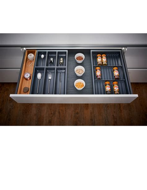Blum Spice Rack by Blum Legrabox Switch Spice Rack Insert Tray Suits 450mm