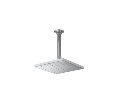 kohler square shower kohler k 13695 cp chrome 8 quot contemporary square