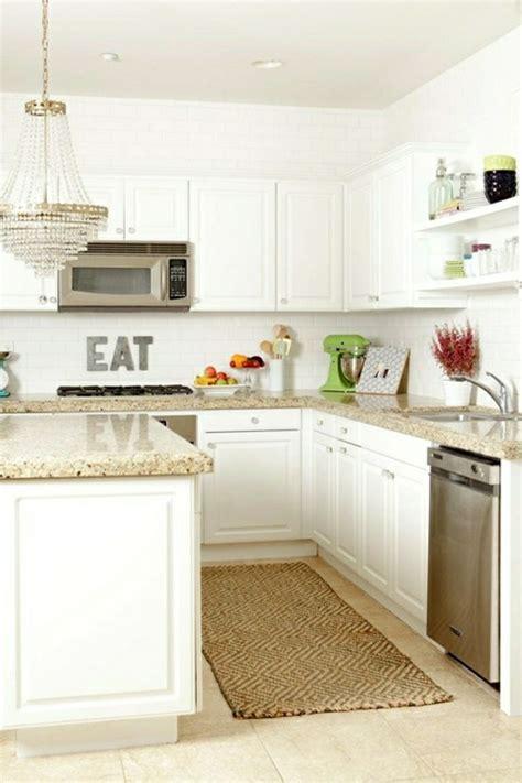 sol de cuisine comment choisir la crédence de cuisine idées en 50 photos