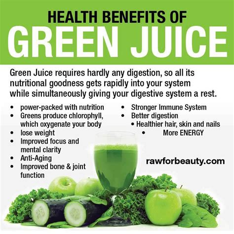 natural cures not medicine health benefits of green juice