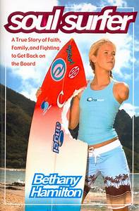 Big-time inspiration from a Soul Surfer   iLife Journey