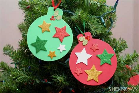 40+ Easy And Cheap Diy Christmas Crafts Kids Can Make
