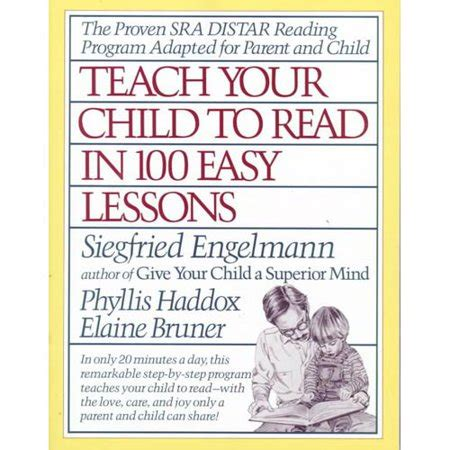Teach Your Child To Read In 100 Easy Lessons Walmartcom