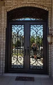 Iron Gates Design Gallery El Paso Custom Iron Works Custom Doors