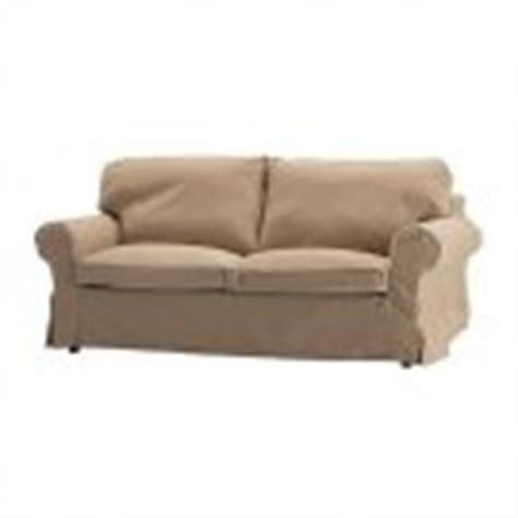 ikea ektorp 3 seat sofa slipcover cover simris blue white stripe