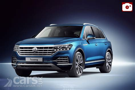 New Touareg 2018 by 2018 Volkswagen Touareg Revealed It S A Big Posh