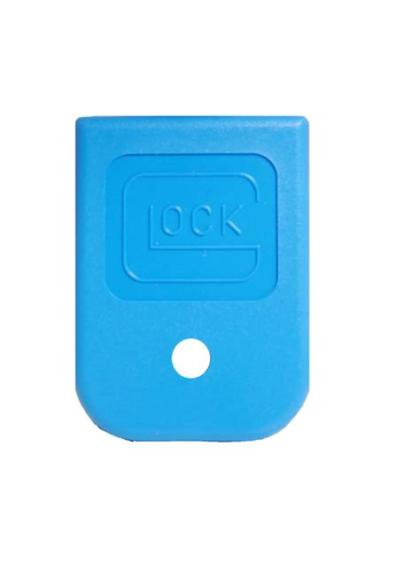 Glock Floor Plate Blue by Glock Blue Fml Magazine Floor Plate For 9mm 40 357 45