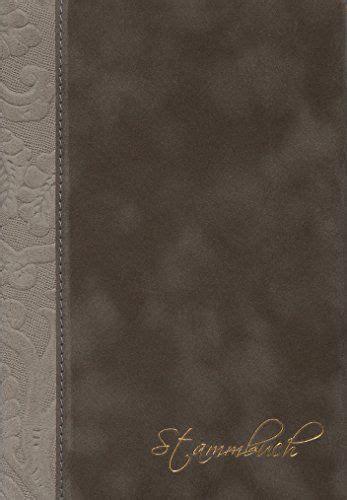 stammbuch der familie tura mit echtem strukturierten
