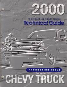 2000 Chevy  U0026 Gmc Repair Shop Manual Original Set Silverado