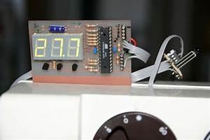 Carte Electronique Thermostat Radiateur : un thermostat lectronique avec t l commande ~ Edinachiropracticcenter.com Idées de Décoration