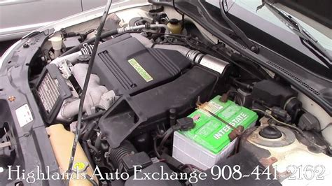 2002 Mazda Millenia Engine by 2002 Mazda Millenia S White Miller Cycle Engine For Sale