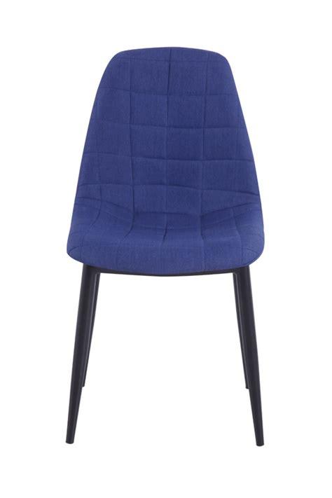 zella modern blue dining chair set of 2