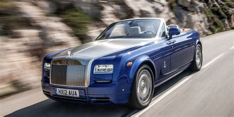 roll royce road rolls royce ending phantom drophead and coupe production