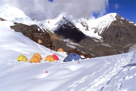 Mt. Kamet Expedition (7756 M