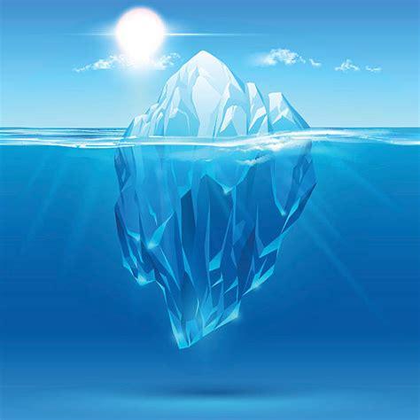 clipart iceberg best glacier illustrations royalty free vector graphics