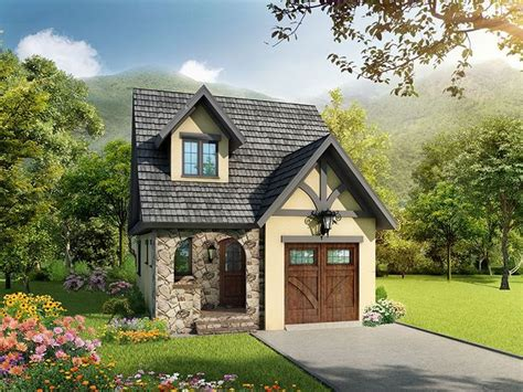 small 2 bedroom houses 2 story house plans garage 17084