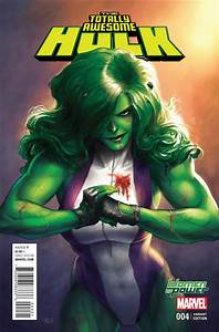Preview: TOTALLY AWESOME HULK #4 - Comic Vine