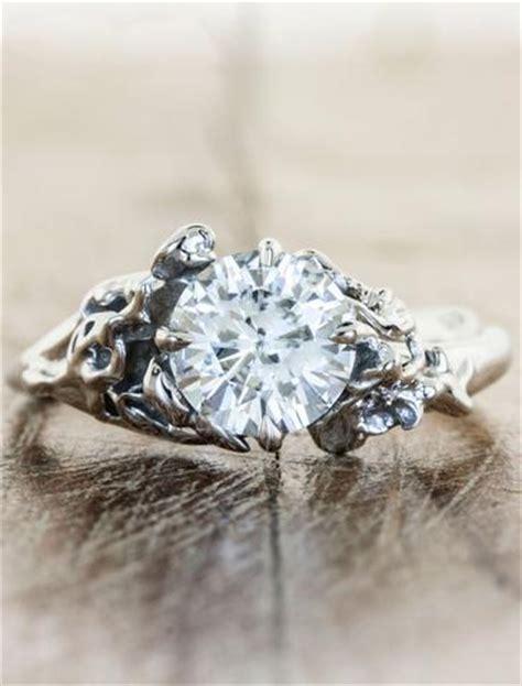 ken design unique eco friendly engagement rings