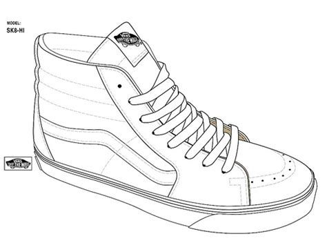Official Templates- Straight From Vans Designers