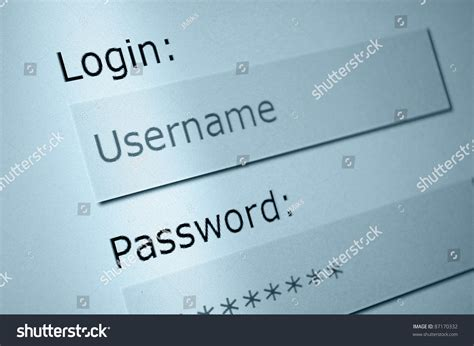 login username and password in browser on