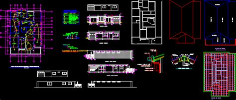 construction details houses dwg plan  autocad designs cad
