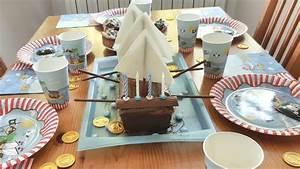 Deko Für Kuchen : ganz easy piratenschiff kuchen deko und spiele f r eine piratenparty ~ Buech-reservation.com Haus und Dekorationen
