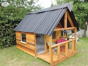 Maison Enfant Jardin : maison de jardin pour enfant pallets kids house 1001 pallets ~ Preciouscoupons.com Idées de Décoration