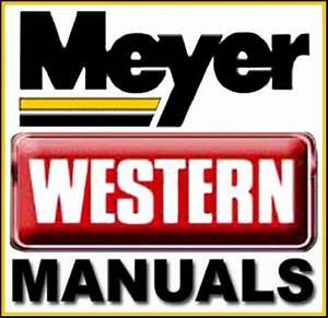 Western Unimount Plow Owners Manual