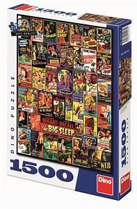 Puzzle Online Kaufen : movie posters 1500 teile dino puzzle online kaufen ~ Watch28wear.com Haus und Dekorationen
