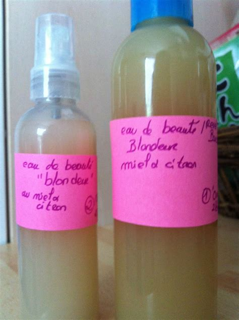 spray hydratant pour cheveux fait maison ventana