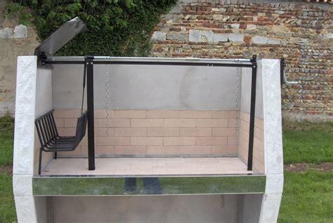 montage d un barbecue montage d un barbecue argentin fixe fabrication expliqu 233 e