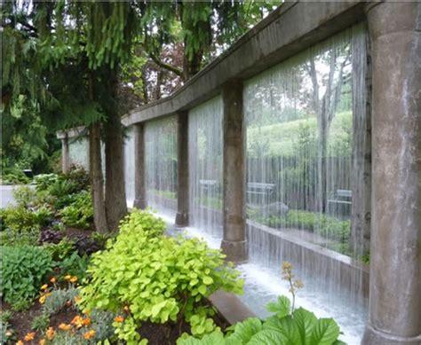 des murs d eau pour un ext 233 rieur exceptionnel floriane lemari 233