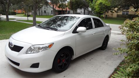 2009 Toyota For Sale by 2009 Toyota Corolla For Sale Coconut Creek Florida