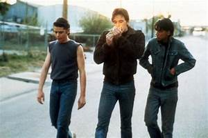 "The Main Events of ""The Outsiders"" made by S.E. Hinton ..."
