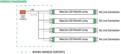 Maxlite Gkit Two Socket Wiring