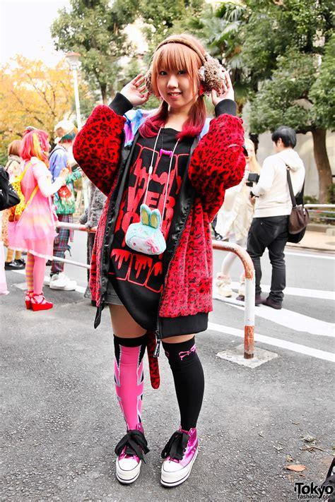 harajuku fashion walk 81 tokyo fashion news