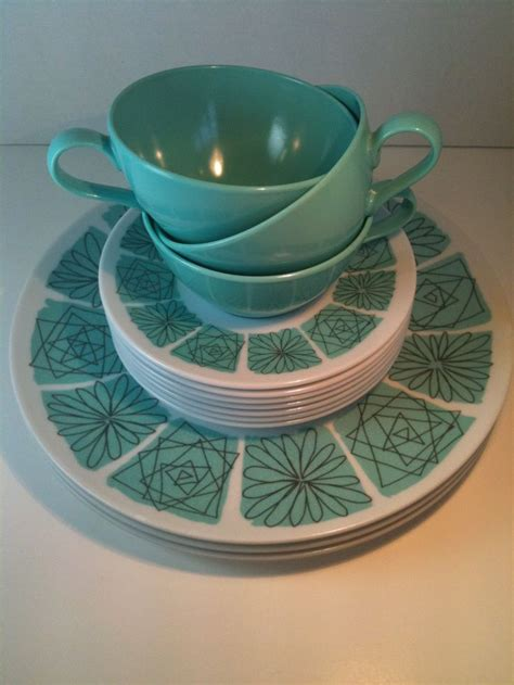 melamine cuisine 17 best images about melamine melmac dishes on